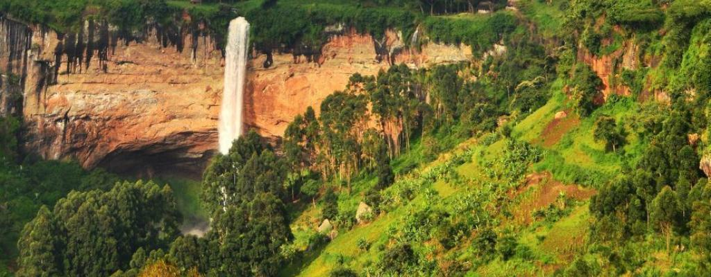 Sipi Falls New Photo
