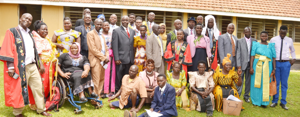 The District Council is composed of 33 members of Council including the District Chairperson.  The District Council is headed by